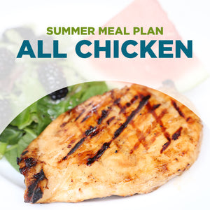 Summer 2021 Meal Plan PDF: ALL CHICKEN