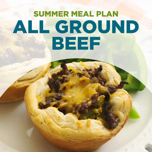 Summer 2021 Meal Plan PDF: ALL GROUND BEEF