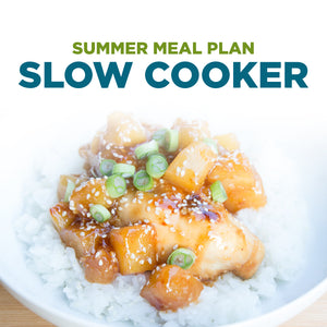 Summer 2021 Meal Plan PDF: SLOW COOKER