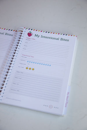 Intentional Bites Planner - Black Friday Bonus Pack