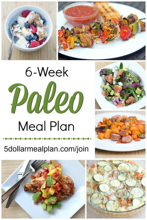 6-Week Paleo Plan