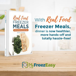 Intentional Bites Planner & Real Food Freezer Meals - Bundle