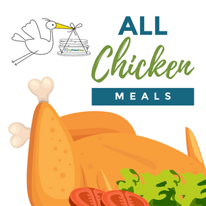 "The ""Stork Delivers Chicken Only"" Meals Plan {PDF Download}"