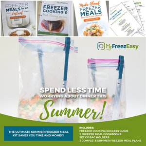 Ultimate Summer Freezer Meals Kit