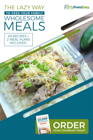 Cookbook - Freezer Friendly Dump Dinners