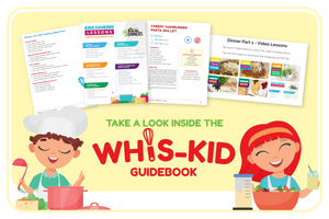 Whis-Kid: ULTIMATE PACK for Cooking Lessons