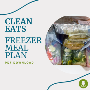 PDF - The Clean Eats Freezer Meal Plan