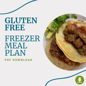 January 2021 - The Gluten-Free Freezer Meal Plan PDF
