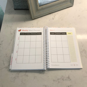 Holiday Gift - Intentional Bites Planner Bundle with Bonus!