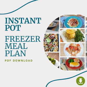 November 2020 - The Instant Pot Freezer Meal Plan PDF