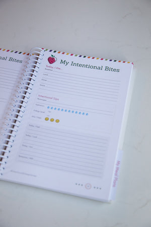 Intentional Bites Planner