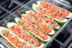 Make-Ahead Freezer Meal Plan for Ketogenic Diet #1