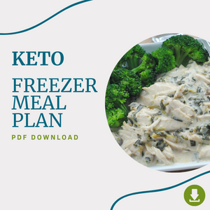 January 2021 - The Keto Freezer Meal Plan PDF