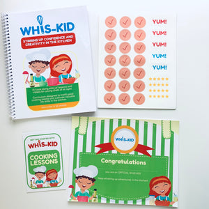 Whis-Kid Student Guidebook: PRINTED