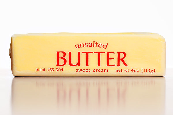 It's Lent! That Used To Mean No Butter!