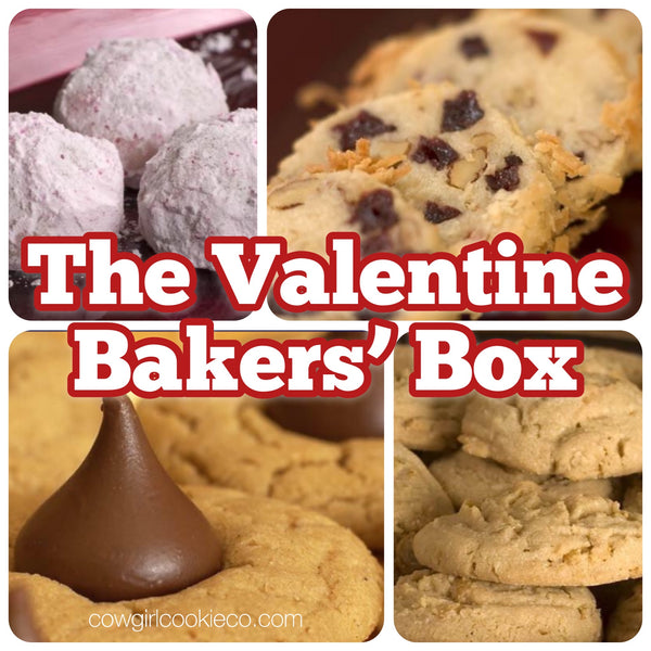 The Valentine Bakers' Box