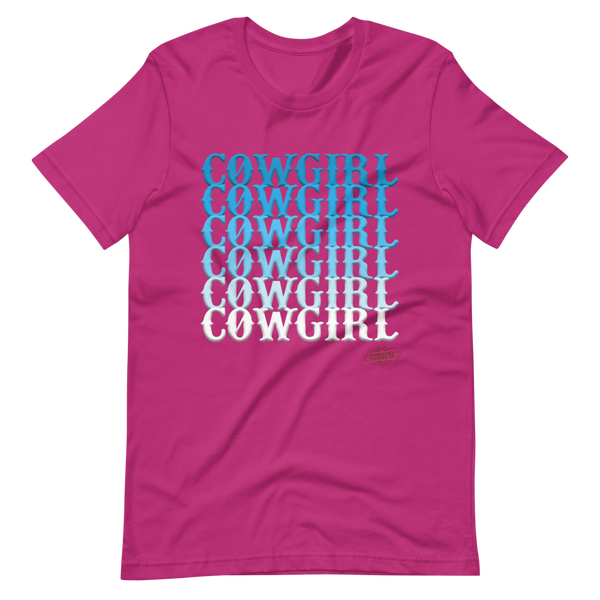 The Cowgirl Blues {Tee}
