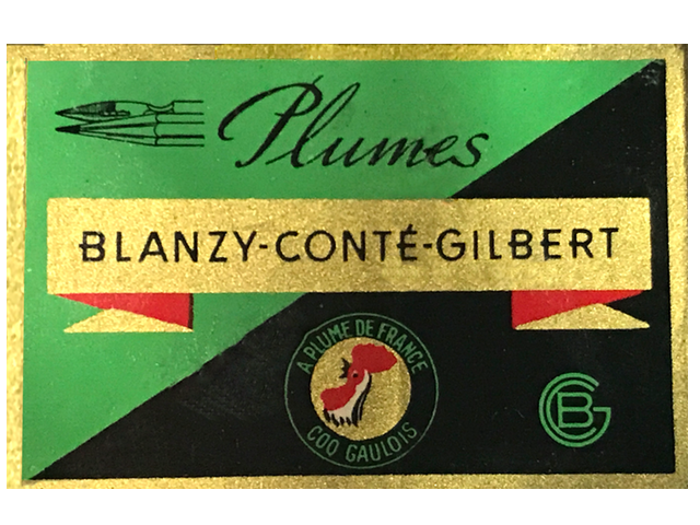 Blanzy 2500 Sergent Major Supérieure