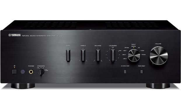 Yamaha A-S701BL  Natural Sound Integrated Stereo Amplifier (A-S701)