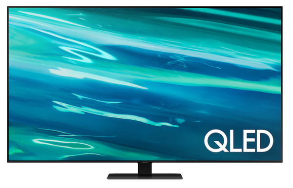 "Samsung 85"" Quantum QLED 4K Smart TV Q80 Series QN85Q80AA (2021)"