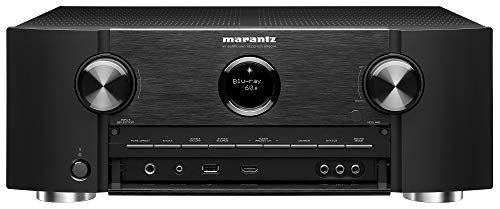 Marantz SR6014 9.2CH 4K Ultra HD AV Receiver with Heos Built-in