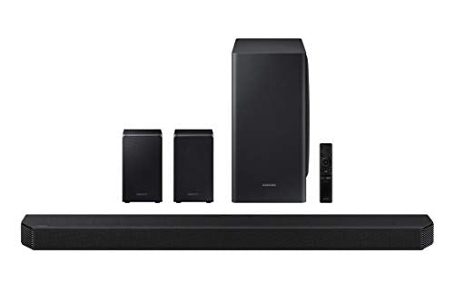 SAMSUNG HW-Q950T 9.1.4 ch Soundbar with Dolby Atmos/DTS:X and Alexa Built-in (2020)