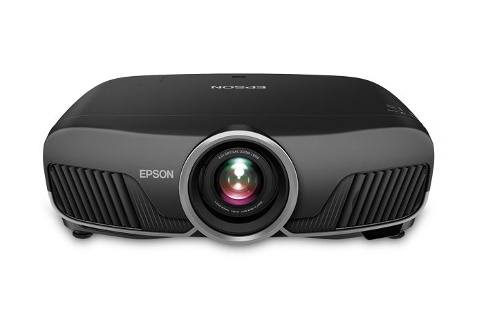 Epson - Pro Cinema 6050UB 4K 3LCD Projector with High Dynamic Range - Black