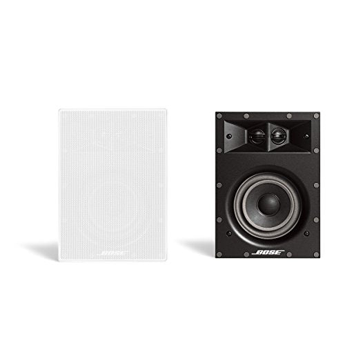 Bose Virtually Invisible 691 In-Wall Speaker (White)