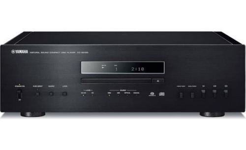 Yamaha CD-S2100 Stereo SACD/CD player/DAC (Black)