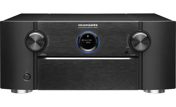 Marantz SR8012 11.2 Channel AV Receiver with HEOS Music Streaming