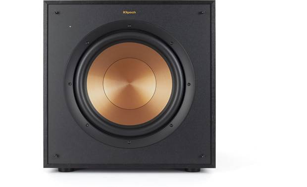 Klipsch Reference Wireless RW-100SW Speaker (Black, Single)