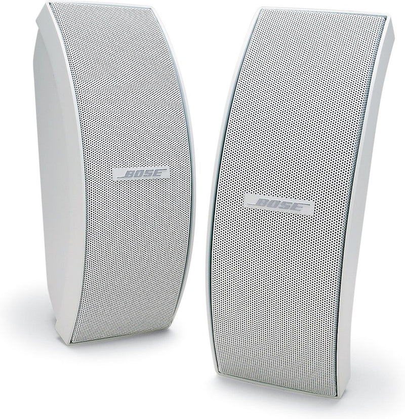 Bose 151 Environmental Speakers - White
