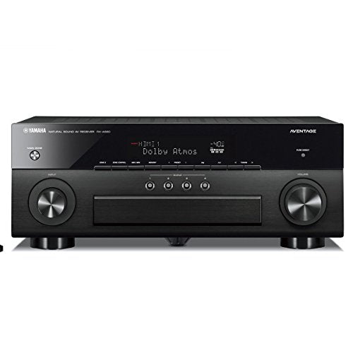 Yamaha AVENTAGE RX-A880 7.2-channel home theater receiver with Wi-Fi®, Bluetooth