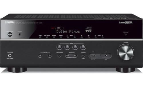 Yamaha RX-V685 7.2-channel home theater receiver with Wi-Fi®, Bluetooth®, MusicC