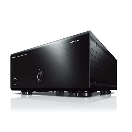 Yamaha AVENTAGE 11-Channel Power Amplifier Black (MX-A5200BL)