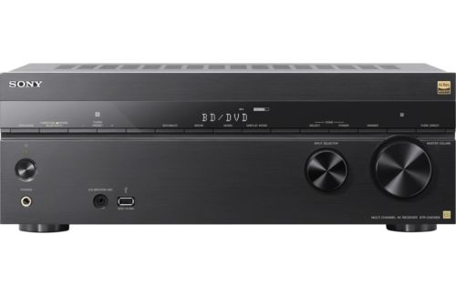 Sony STR-ZA810ES 7.2-ch Receiver with Wi-Fi, Bluetooth, Dolby Atmos, AND DTS:X