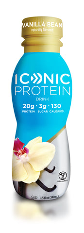 ICONIC PROTEIN DRINK- 12PK