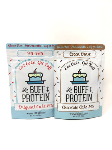 Lil' Buff Protein Cake Kit
