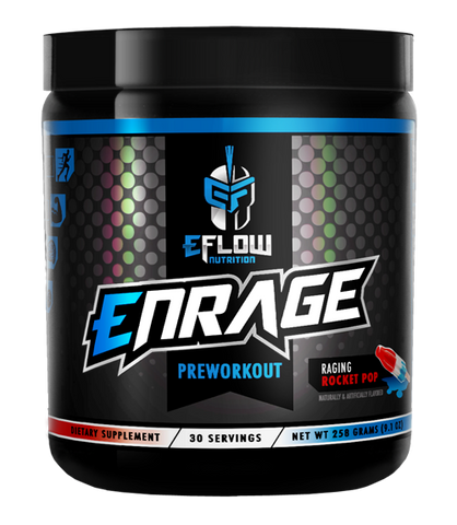 eFLOW ENRAGE PRE-WORKOUT- 30/SV