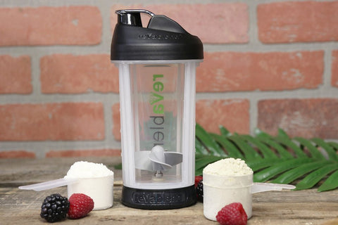 Revablend Turbo Prop Shaker Bottle