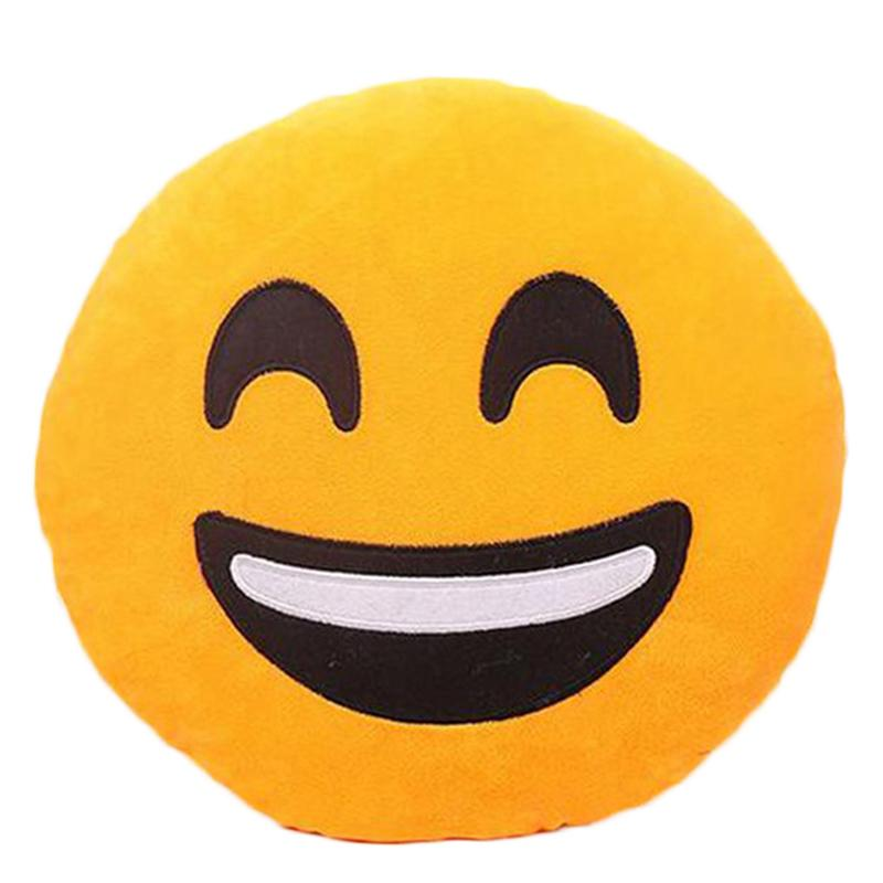 Emoji Plush Pillow