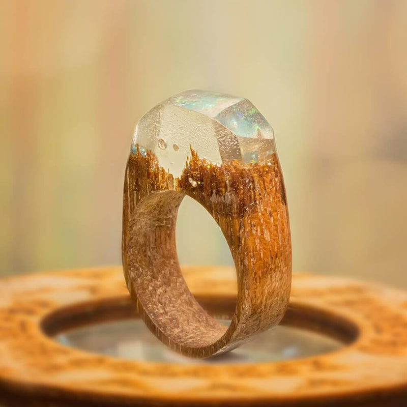 Crystal-Wooden-Ring