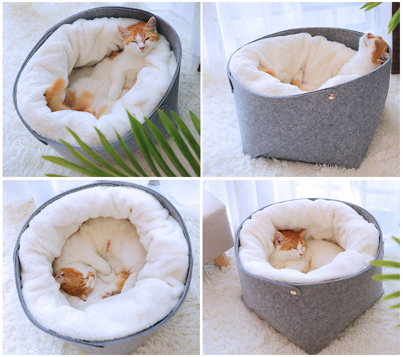 Ultra-Comfortable Pet Bed
