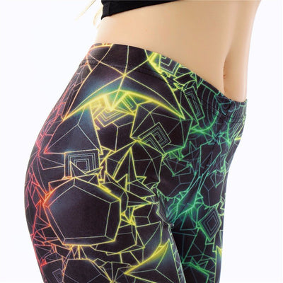«Neon Pattern» Leggings