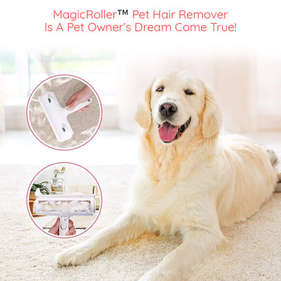 MagicRoller™️ Pet Hair Remover