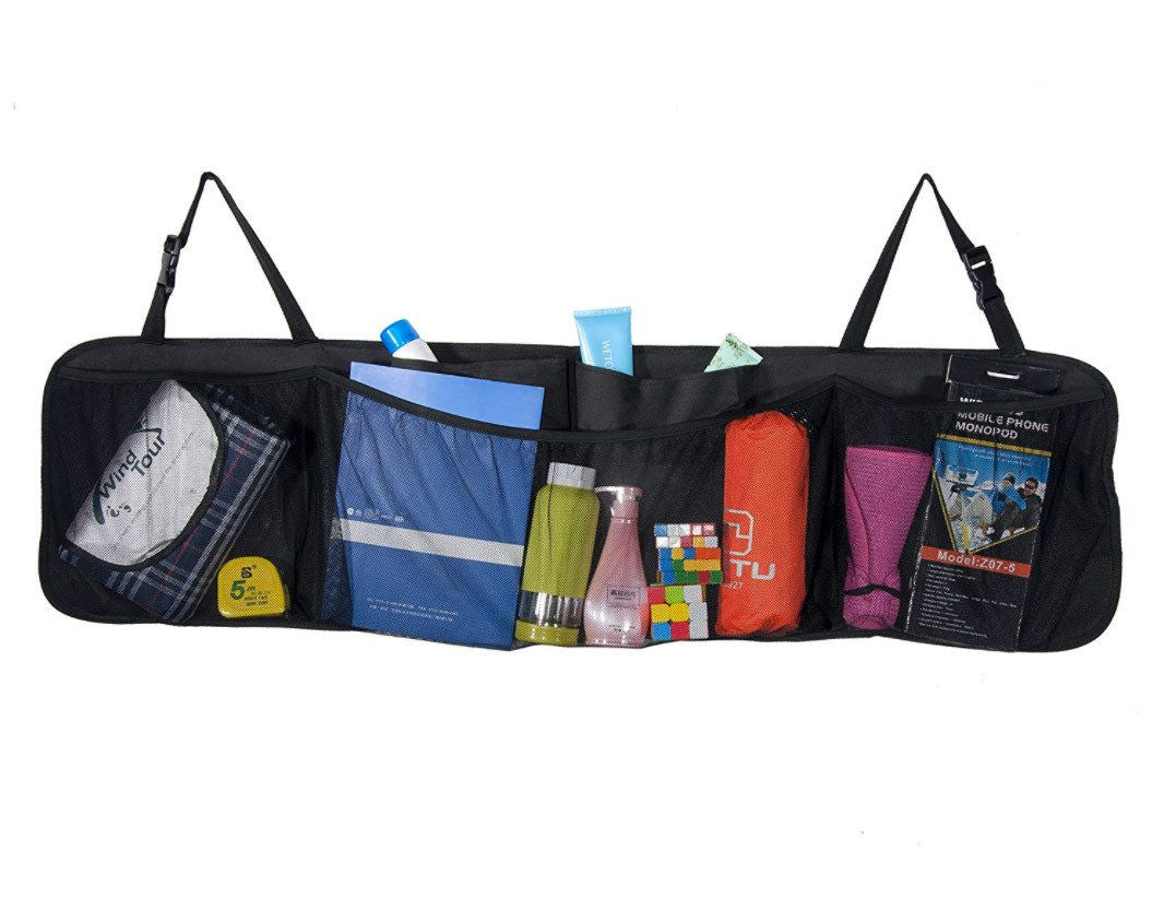 Backseat Multi-Pocket Car Organizer
