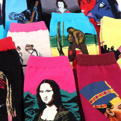 Art Pattern Socks