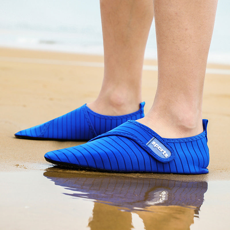 Quick-Dry Non-Slip Velcro Water Shoes