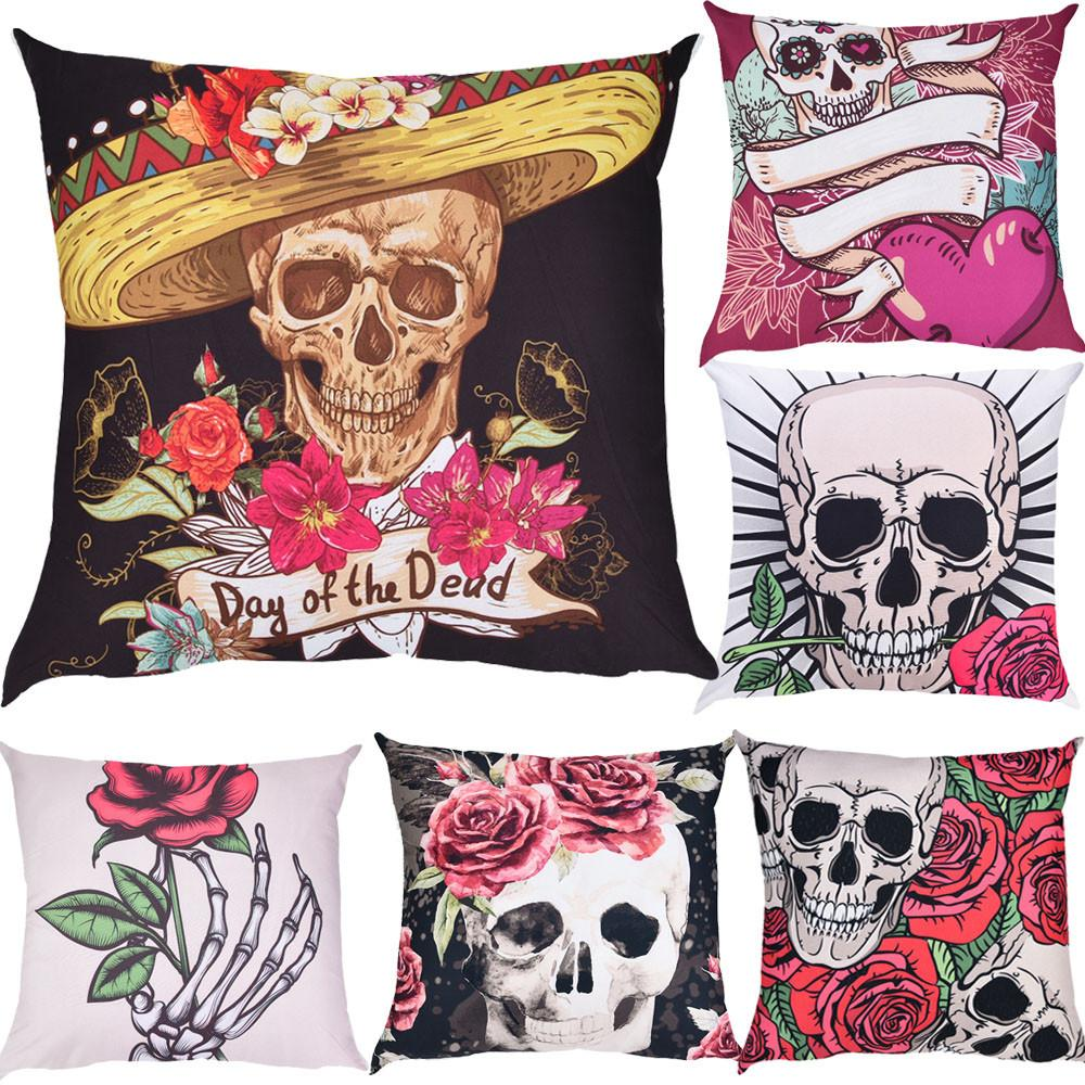 Day Of The Dead Pillowcase