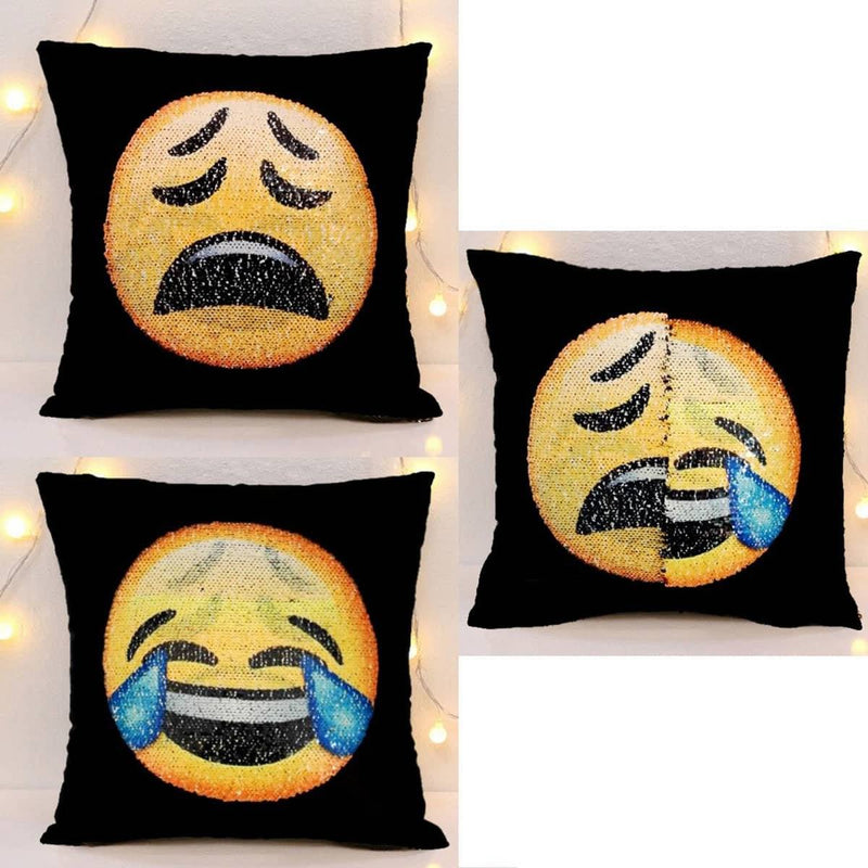 Magic Emoji Pillowcase